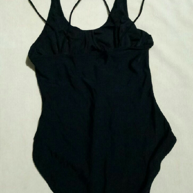 Classic One-piece Swimsuit with underwire