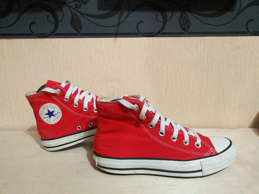 Converse CT Basic Red edition