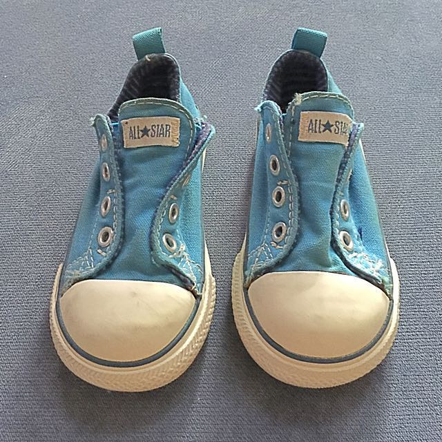Converse Shoes (upto 1 year old)