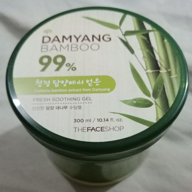 Damyang Bamboo Soothing Gel