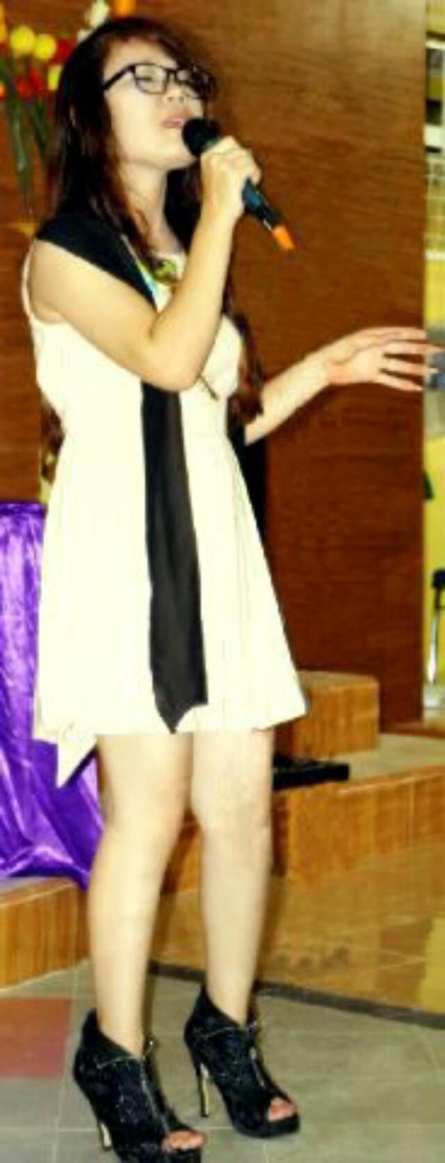 Dress mini mocca