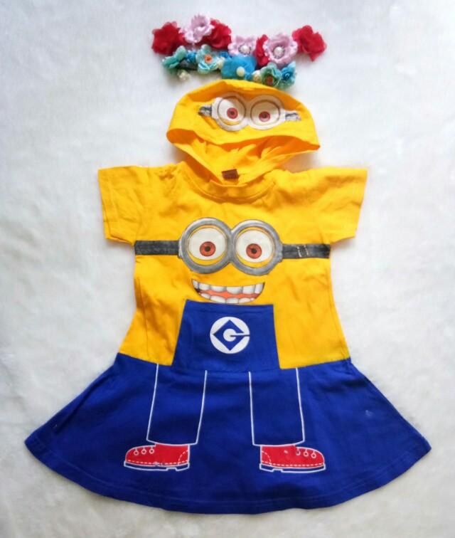 Dress minion 2-3th