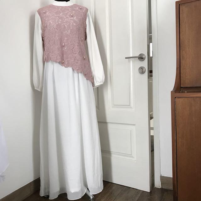 DRESS MUSLIMAH HIJAB