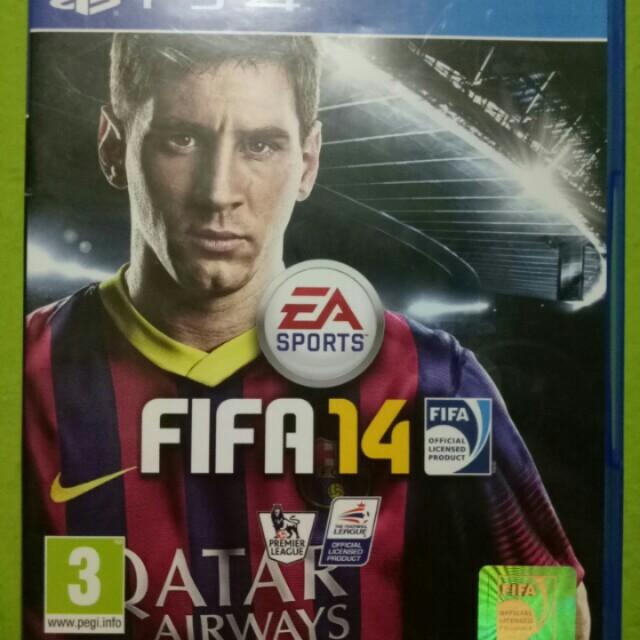 EA Sports: FIFA14