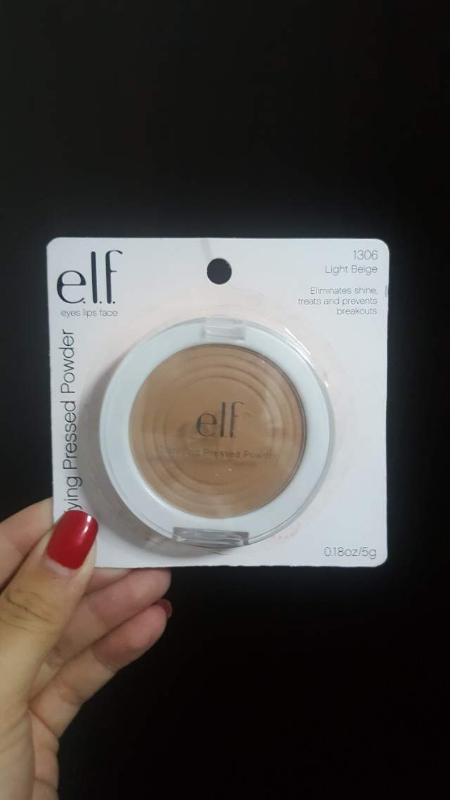 ELF Pressed Powder
