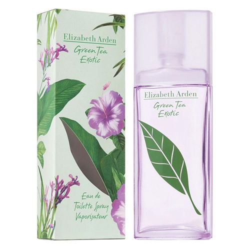 ELIZABETH ARDEN GREEN TEA EXOTIC EDT FOR WOMEN (100ml), Health & Beauty, Hand & Foot Care on Carousell