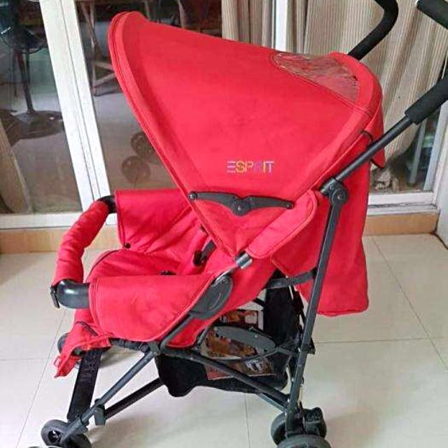 Esprit Stroller with Baby Carrier