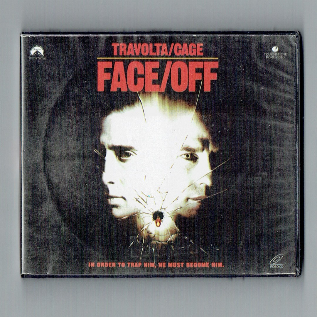 Face-Off (1997) VCD