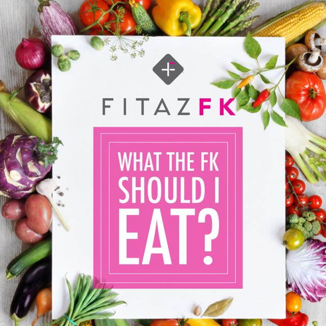 Fitazfk guide on eating healthy