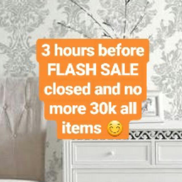 FLASH SALE!!