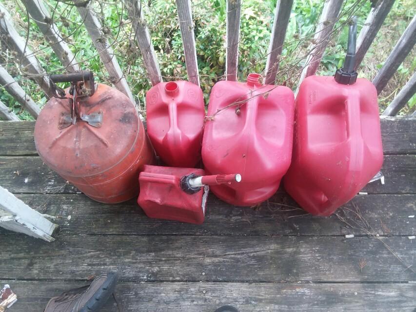 Gas Jugs
