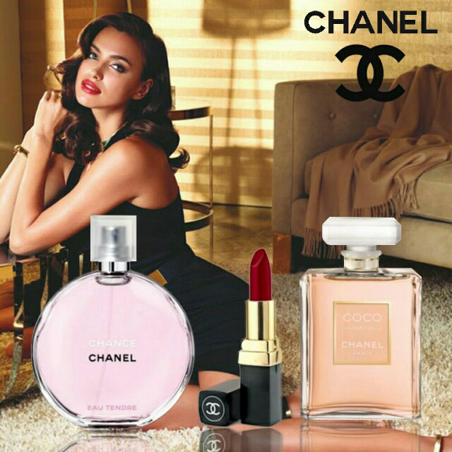 Gift set Chanel