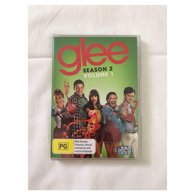 Glee Season 2 Volume 1