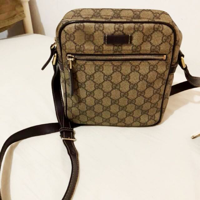 01c60c561f3 Gucci Flight Bag