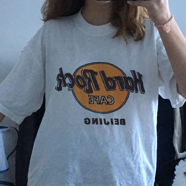 Hard Rock Cafe t shirt