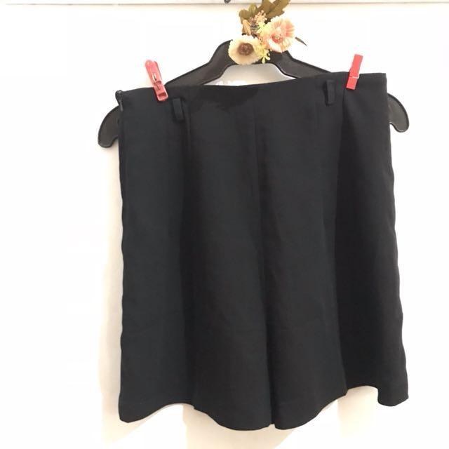 High waist shirt