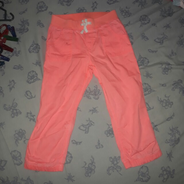H&M colored pants