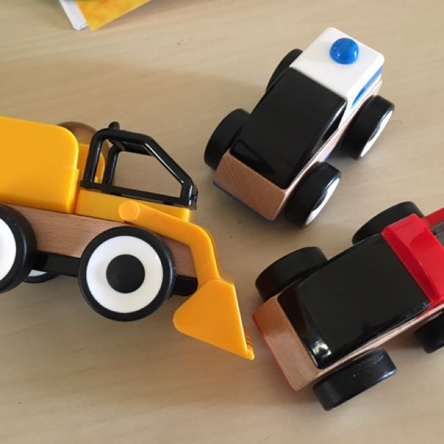 IKEA 車車3件組