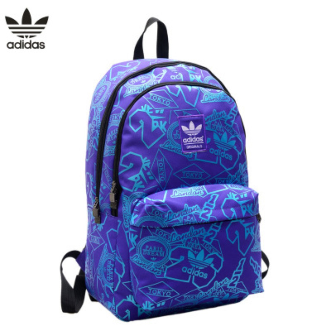 Jansport Cool Student Backpack Blue Marble Chevron- Fenix Toulouse ... 547b498c657d3