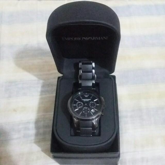Jam tangan Empirio Armani AR-1452