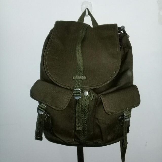 Jual Herschel Backpack Army