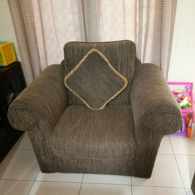 Jual sofa single