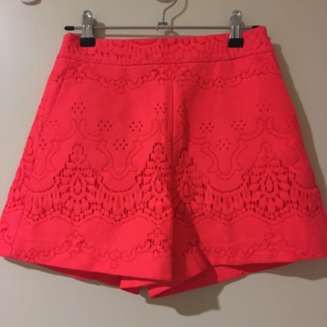 Kookai Acid Rain Shorts