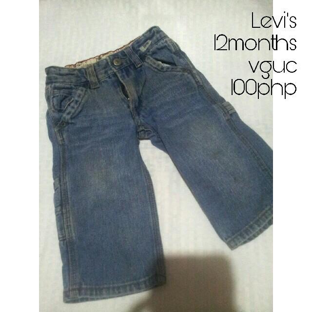 LEVIS denim pants