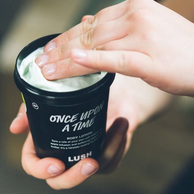 Lush Once Upon A Time Body Lotion 225g