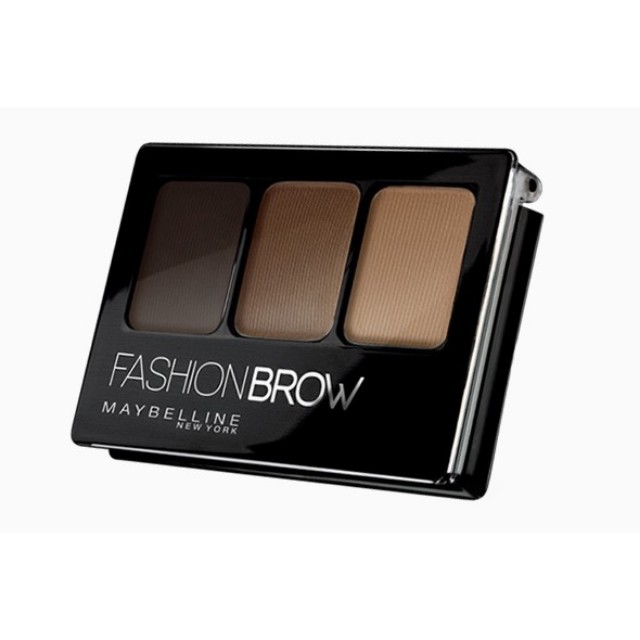 Maybelline Fashion Brow 3D Brow&Nose Palette Brown