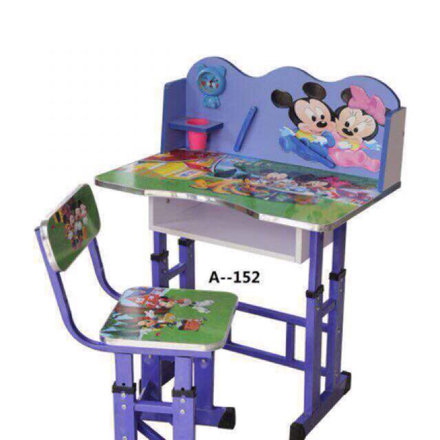 Meja Tulis Kanak Kanak Home Furniture Furniture On Carousell