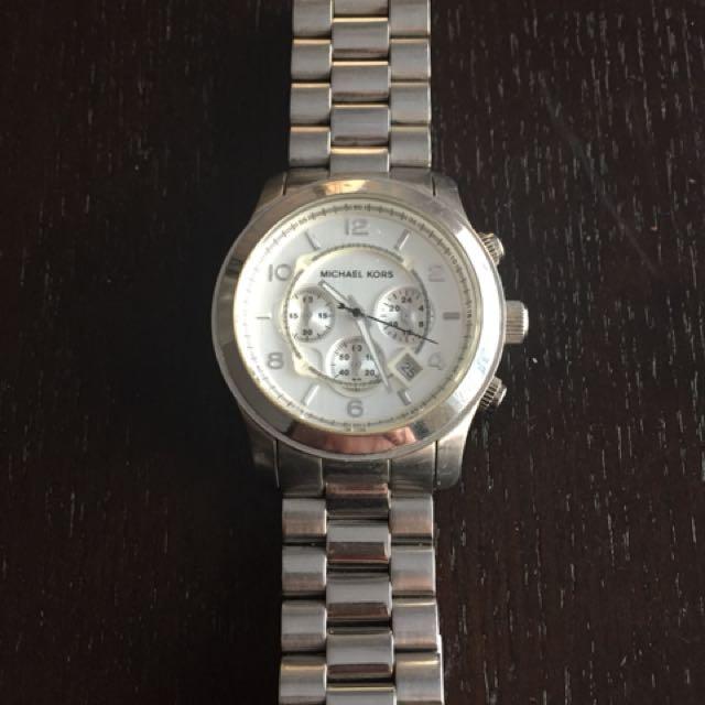 Michael Kors Watch **Needs Battery**