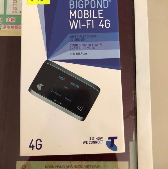 MOBILE WIFI 4G