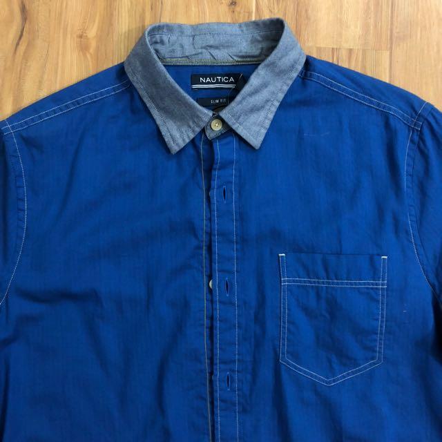 Nautica Slim Fit men shirt