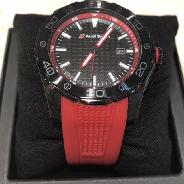 New Audi Sports Watch Mens Fashion Watches On Carousell - Audi watch