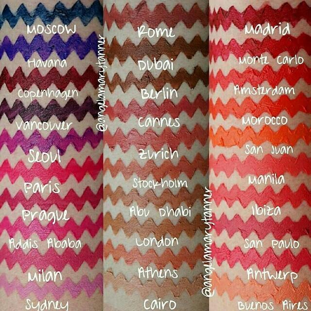 Nyx Soft Matte Lip Cream (Best Selling)
