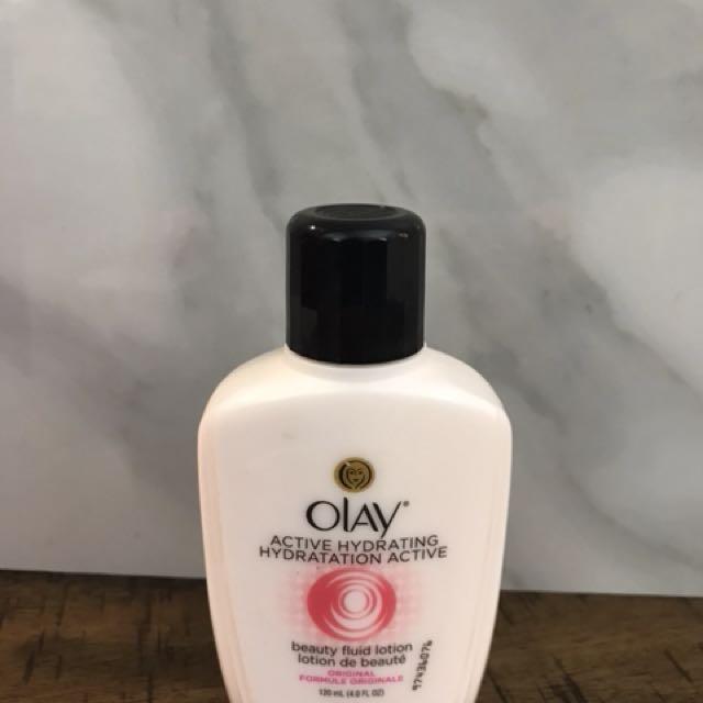 Olay Beauty Fluid Lotion