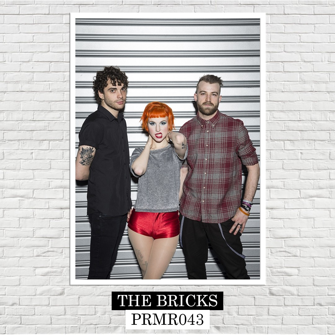 Paramore Album Poster (A4 Size)
