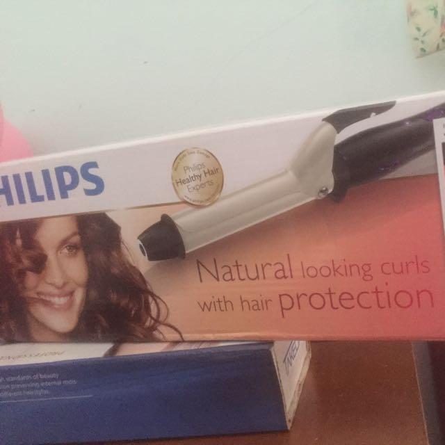 Philips curling iron (catokan)