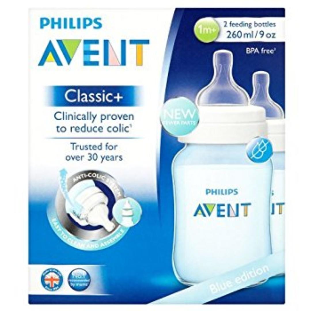 Phillips Avent Classic++ Bottles 2pcs