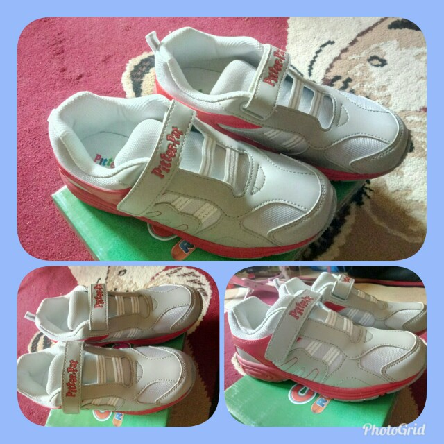 👟pitterpat rubber shoes