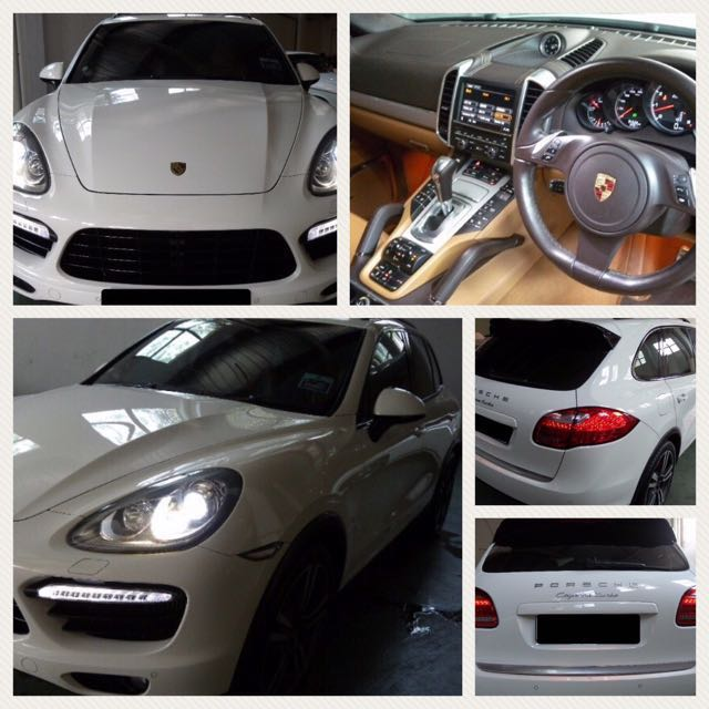 Porsche Cayenne Turbo For Lease Cars Vehicle Rentals On Carousell - Porsche cayenne turbo lease