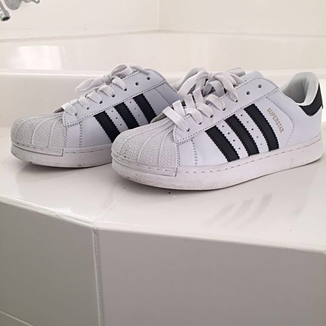 PRICE DROPPED Adidas Superstars