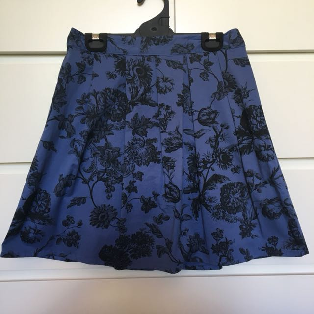 Princess Highway high waisted floral skirt