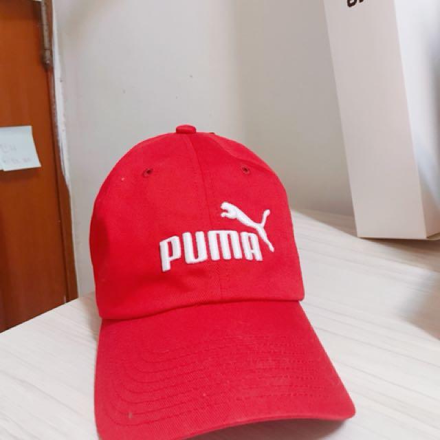 Puma全新老帽