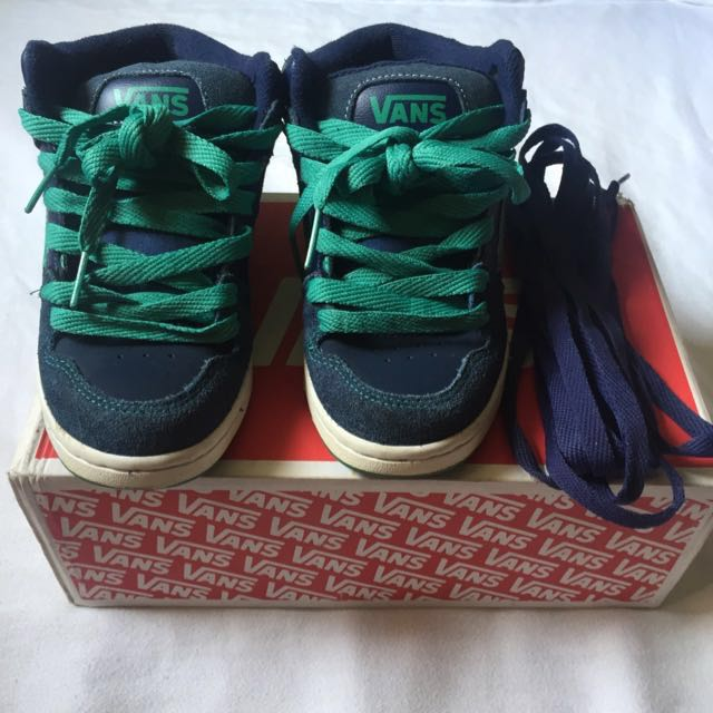 REPRICED: Authentic Vans Kaylyn Mid Shoes