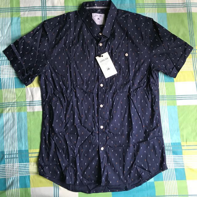 REPRICED! Short Sleeved Polo