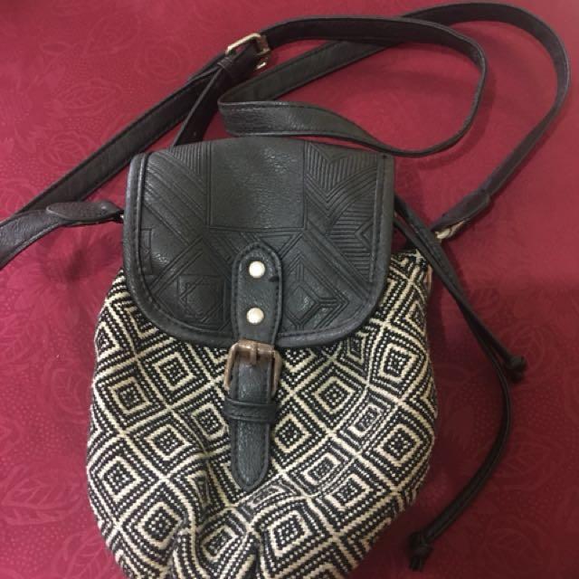 Rubi Bucket Tribal Bag