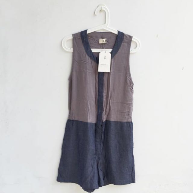 SALE! NEW lokal brand playsuit