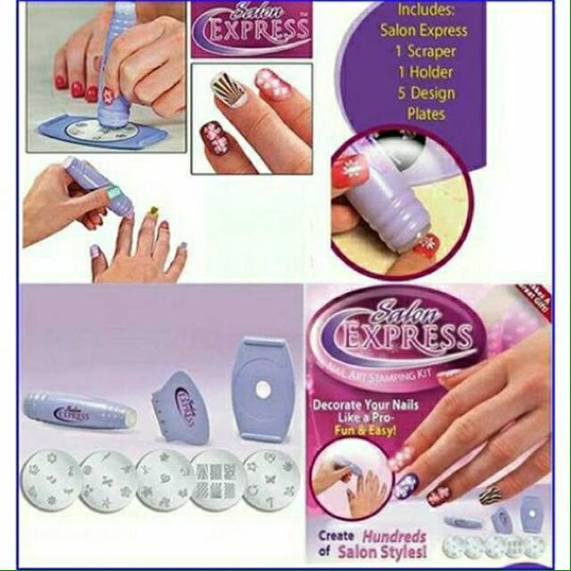 SALON EXPRESS (Nail Art), Online Shop & Preorder, Beauty Products on ...